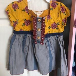 Matilda Jane top. Size 4. EUC